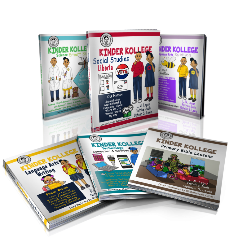 Kinder Kollege Workbooks