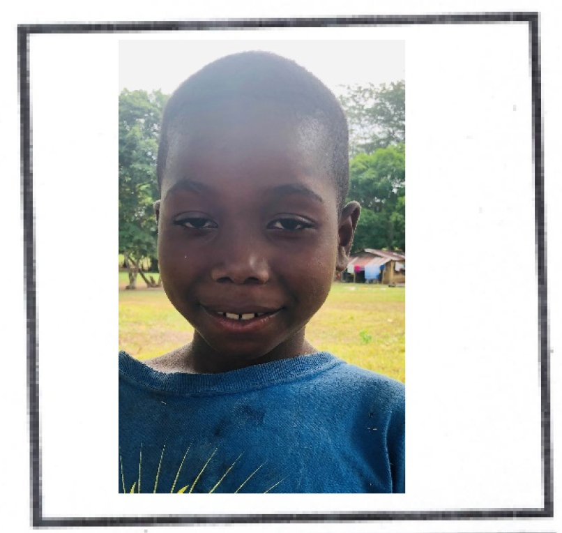 Emmanuel Yarkpawolo 8yrs